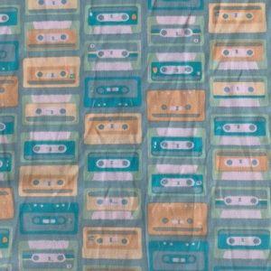 LuLaRoe Skirts - LuLaRoe Azure unicorn cassette tape 80s skirt L